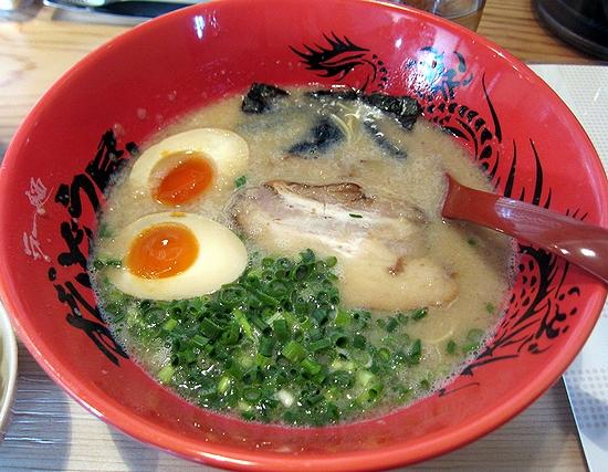 ラー麺 ずんどう屋 神戸西店
