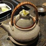 舞桜 - 土瓶蒸し