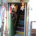 OOD - 入口の階段