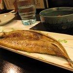 9860641 - 秋刀魚の干物