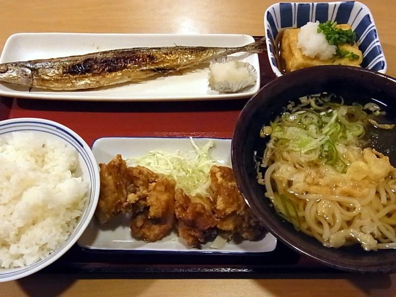 飯田座光寺食堂