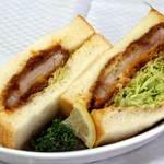 ラ パンセ - ラ パンセのサンドイッチ