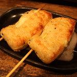 とりかわ 一入 - チーズ1本140円