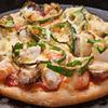 佐賀関 - 料理写真:シーフードピザ