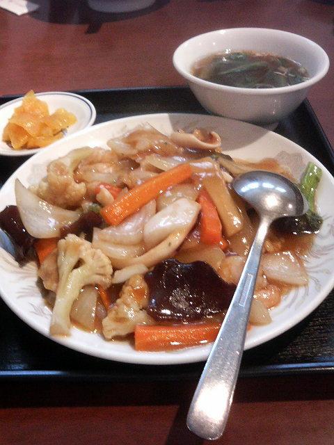 中華料理 紅蓮