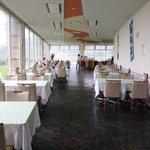 レストラン 大浜 - オーシャンビューのきれいなレストラン