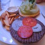 MKYアメリカンレストラン - クラシックバーガー