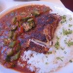 MKYアメリカンレストラン - チキンガンボ
