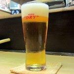 かのう屋 - おつかれちゃんの生ビール!