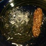 ねじべえ - 氷結手羽先、食べるの遅いと氷が溶けますよ。。