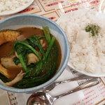 kuu - 野菜入り(850円)