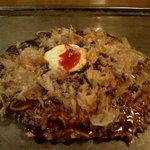 味よし - モダン焼き(豚)