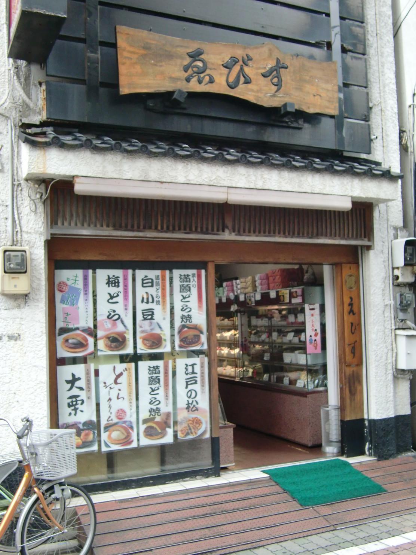 ゑびす製菓 本店