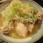 串屋横丁 - 鶏塩モツ煮込み