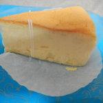ボン・ボン洋菓子店 - チーズケーキ 140円