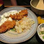 わすれん棒 - チキン南蛮定食