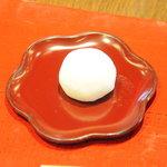 熊本城香梅庵 - 料理写真:栗小餅