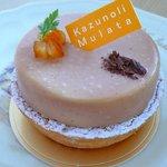 ムラタ - 【紅茶とオレンジのタルト…420円】◎2011/10