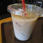 ジョルノコーヒー - アイスカフェラテ 300円