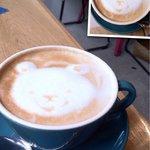 MOVE CAFE - ラテ