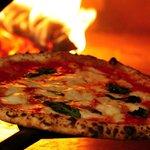 ピッツェリア チーロ - 料理写真:さぁ、いきます!