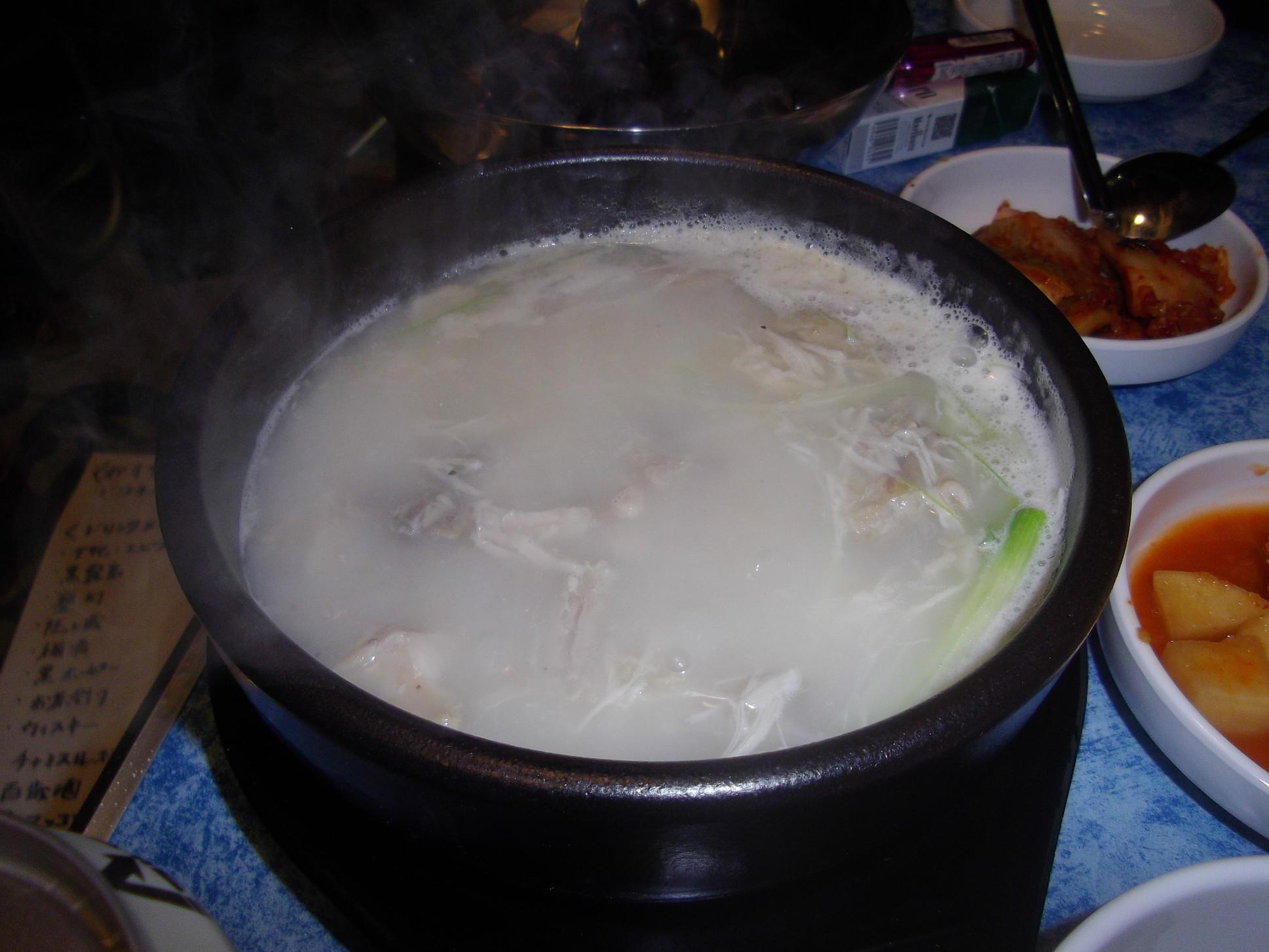 母韓の台所 川崎店