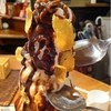 KANARIYA - 料理写真:チョコレートパフェ
