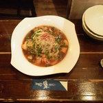 ビストロ 集 - 白身魚と野菜