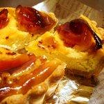 タルトメッセ - りんごのタルト