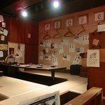 てっぺん 渋谷 女道場 - 店内